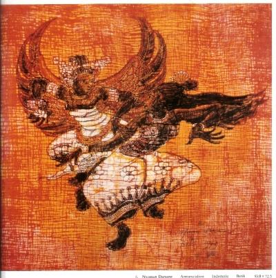 Annunciation, Nvoman Darsane