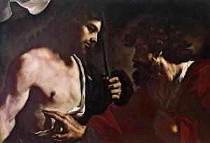 Guercino_-_Doubting_Thomas_-_WGA10951