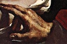Guercino_-_Doubting_Thomas_hand