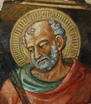 St._Jude_Thaddaeus_Bicci_di_Lorenzo_OPA_Florence